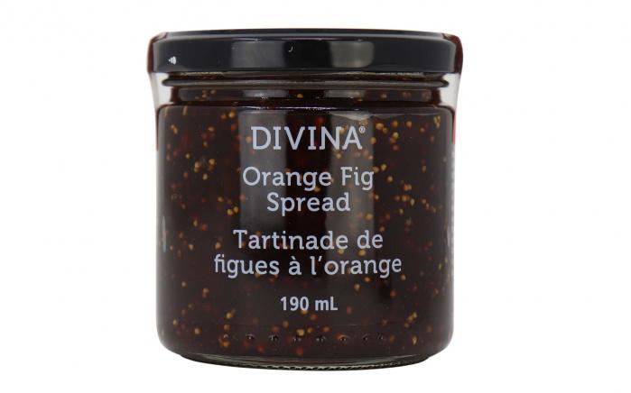 Divina Orange Fig Spread, 190g