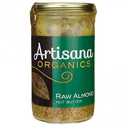 Artisana Organic Raw Almond Butter, 397g