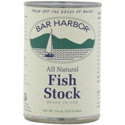 Bar Harbor Fish Stock, 398ml