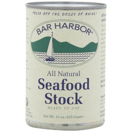 Bar Harbor Seafood Stock, 398ml