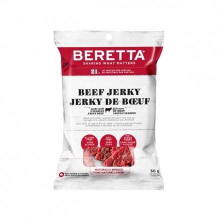 Beretta Beef Jerky Original, 50g