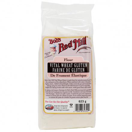 Bob's Red Mill Vital Wheat Gluten, 623g