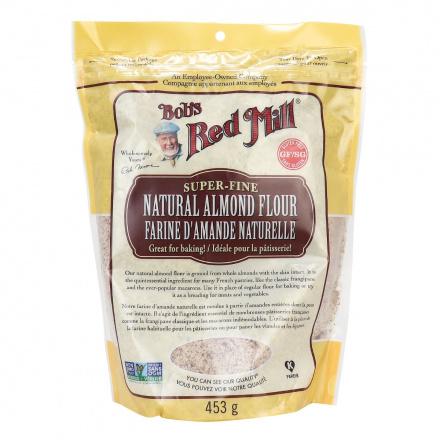 Bob's Red Mill Super Fine Natural Almond Flour, 453g