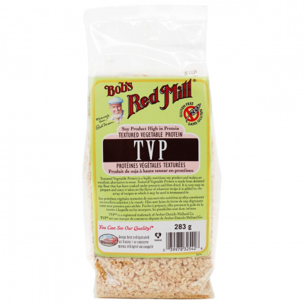 Bob's Red Mill Textured Vegetable Protein, 283g