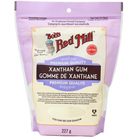 Front of Bob's Red Mill All Natural Xanthan Gum, 227g
