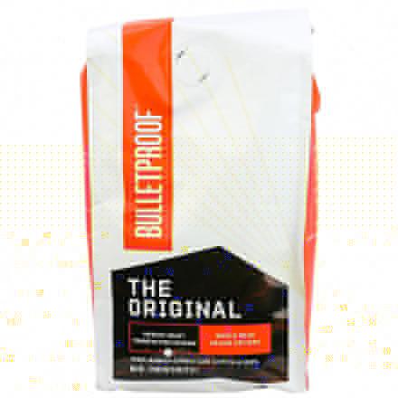 Front of Bulletproof The Original Whole Bean Regular Coffee, 340g