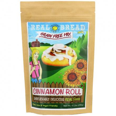 California Country Gal Grain-Free Cinnamon Roll Mix, 290g