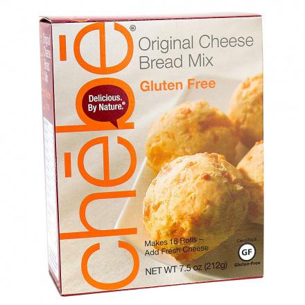 Chebe Grain-Free Cheese Bread Mix, 212g