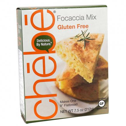 Chebe Grain-Free Focaccia Mix, 212g