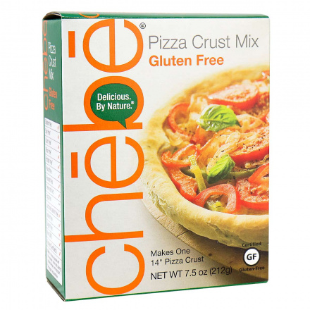 Chebe Grain-Free Pizza Crust Mix, 212g