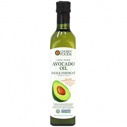 Chosen Foods Avocado Oil, 500ml