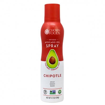 Chosen Foods Chipotle Avocado Oil Spray, 134g