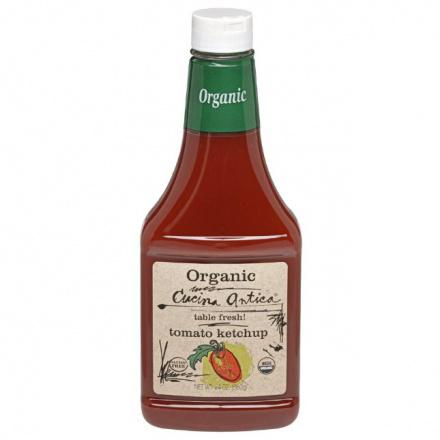 Cucina Antica Organic Tomato Ketchup, 575ml