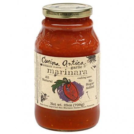 Cucina Antica Garlic Marinara Sauce, 670ml