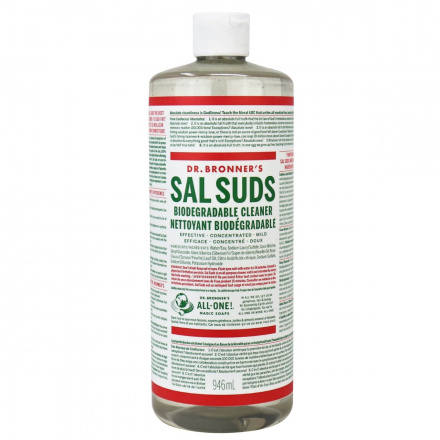Dr. Bronner's Sal Suds Biodegradable All Purpose Cleaner, 946ml