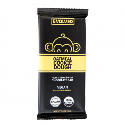 Evolved Oatmeal Cookie Dough Filled Bar, 71g