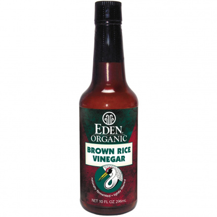 Eden Foods Brown Rice Vinegar Organic, 296ml