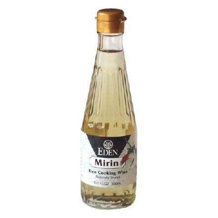 Eden Foods Mirin Cooking Rice Wine, 300ml