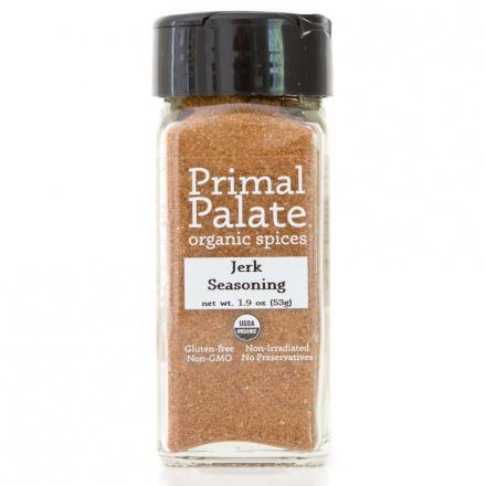 Primal Palate Organic Jerk Seasoning, 53g