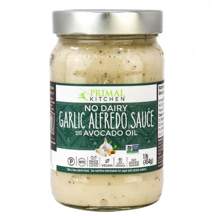 Primal Kitchen No-Dairy Garlic Alfredo Sauce, 440g