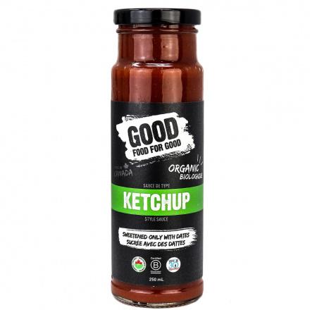Good Food For Good Paleo Ketchup, 250ml