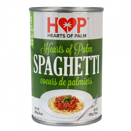HOP Hearts of Palm Grain-Free Pasta Spaghetti, 220g