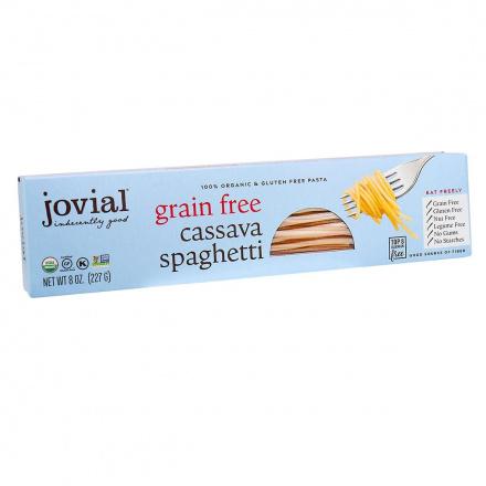 Jovial Organic Grain-Free Cassava Spaghetti front