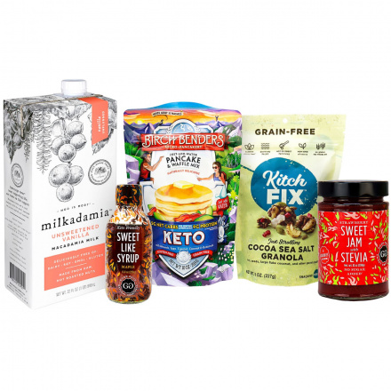 Keto Breakfast Kit