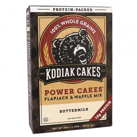 Kodiak Cakes Power Cakes Flapjack & Waffle Mix Buttermilk, 567g