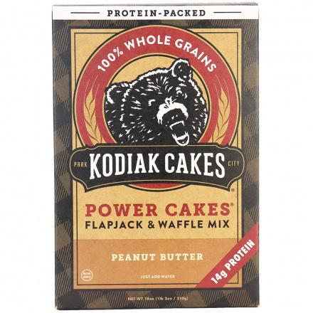 Kodiak Cakes Peanut Butter Flapjack & Waffle Mix, 510g