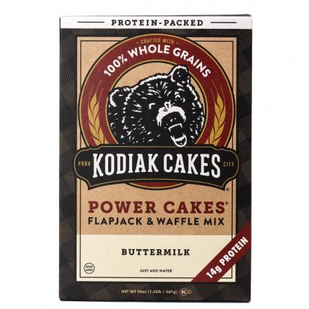 Kodiak Cakes Power Cakes Flapjack and Waffle Mix Buttermilk, 567g