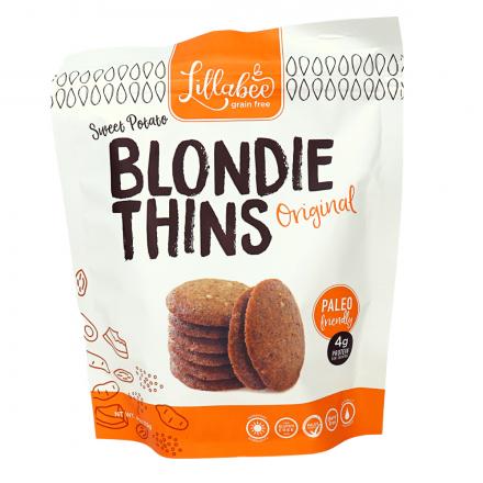 Lillabee Grain-Free Blondie Thins Original, 113g