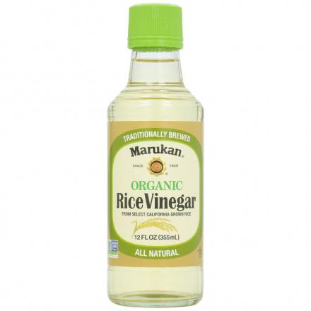 Marukan Organic Rice Vinegar, 355ml
