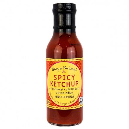 Maya Kaimal Spicy Ketchup, 383g