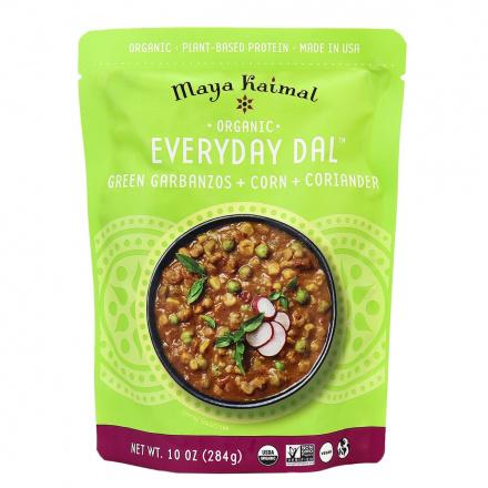 Maya Kaimal Everyday Dal (Green Garbanzos, Corn, Coriander), 284g