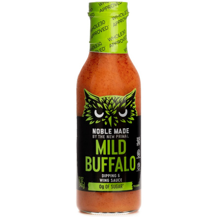 The New Primal Mild Buffalo Dipping & Wing Sauce, 340g
