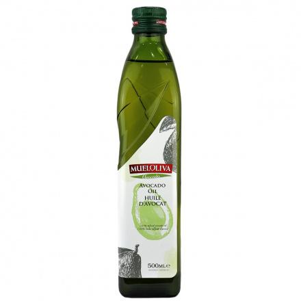 Mueloliva 100% Refined Avocado Oil, 500ml