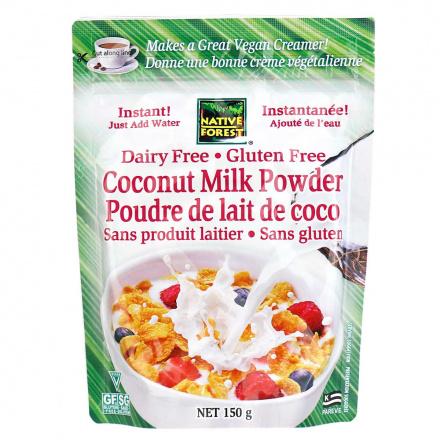 Front of Native Forest Vegan Coconut Milk Powder, 150g