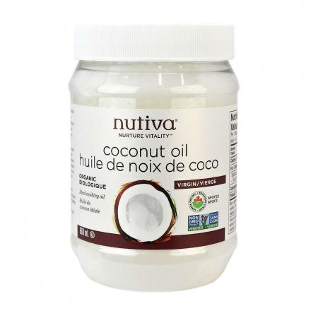 Nutiva Organic Virgin Coconut Oil, 860ml