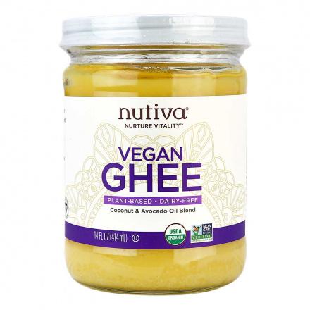 Nutiva Vegan Ghee, 414ml