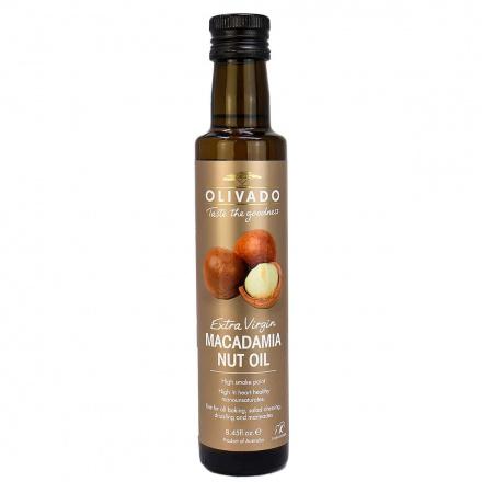 Olivado Extra Virgin Macadamia Nut Oil, 8.45 fl oz
