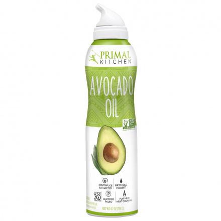 Front of Primal Kitchen Avocado Oil Spray, 134g