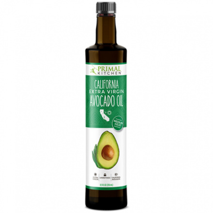 Primal Kitchen California Extra Virgin Avocado Oil, 250ml