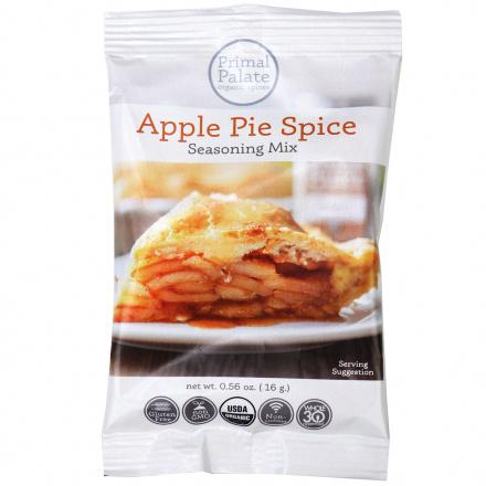 Primal Palate Organic Spices Apple Pie Spice, 16g