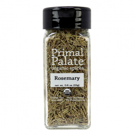 Primal Palate Organic Spices Rosemary, 22g