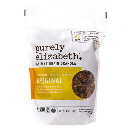 Purely Elizabeth Ancient Grain Granola Cereal, 340g