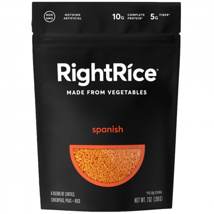 RightRice Spanish Rice Made from Vegetables, 198g