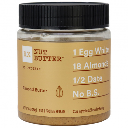 RX Nut Almond Butter, 284g