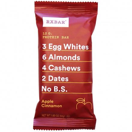 RXBAR Apple Cinnamon, 52g