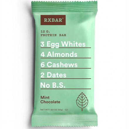 RX Bar Mint Chocolate, 52g